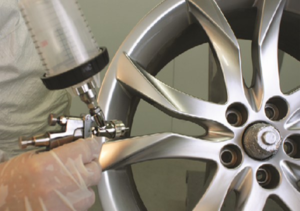 alloy wheel repairs